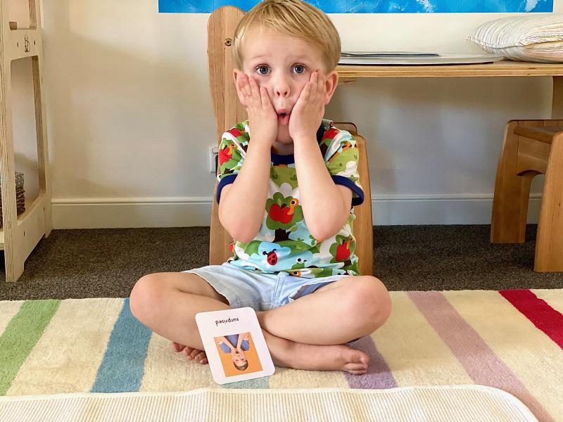 Emotion cards at How we Montessori (1)