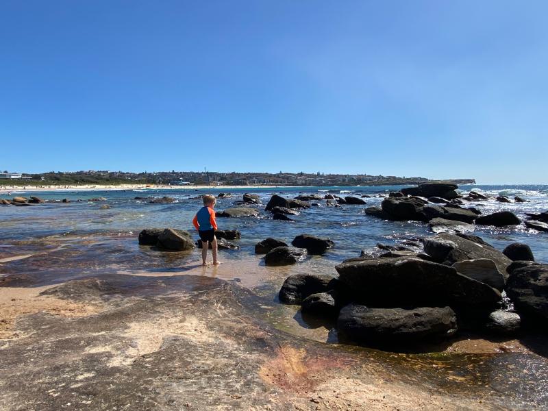 How we Montessori Australia beach 2021