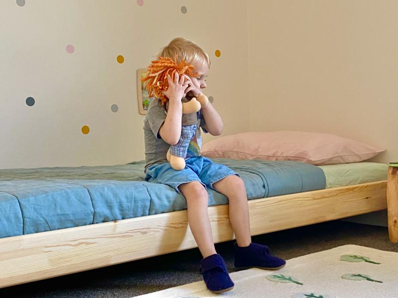 Ikea Montessori Toddler Bed at How we Montessori Australia (2)