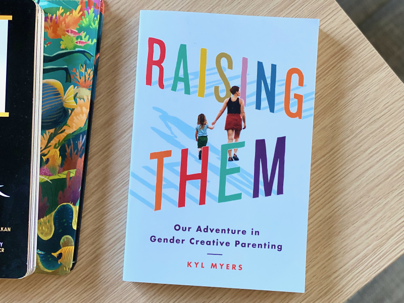 Raising Them by Kyl Myers reading at How we Montessori