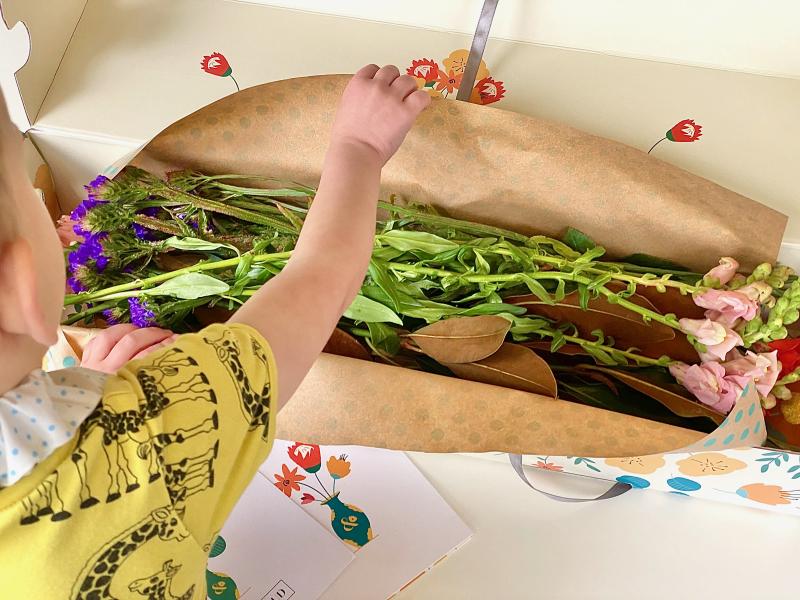 Bloom & Bud Flowers Sydney at How we Montessori